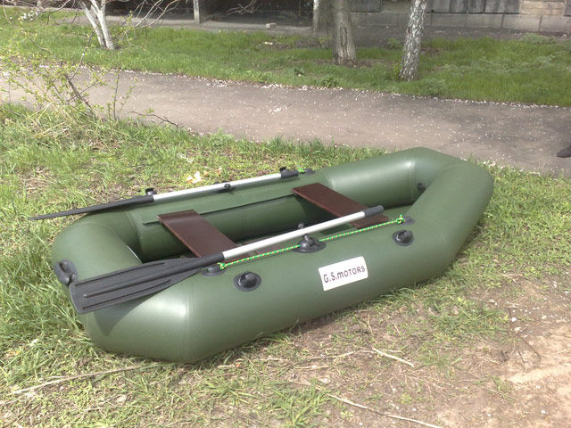 куплю б у надувную лодку с мотором