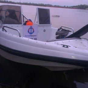 «Ranger»(Wyatboat 3DC)